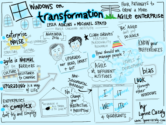 Windows Of Transformation